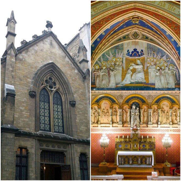 Basilique Sainte-Clotilde et Chapelle de Jésus-Enfant