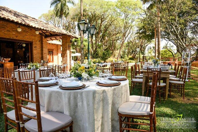 Local da cerimônia e da festa: Fazenda Cafezal - Foto: Thiago Javier Fotografia