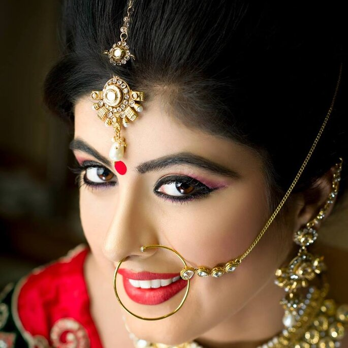 Photo: Vashika Sethi Makeup Artist.