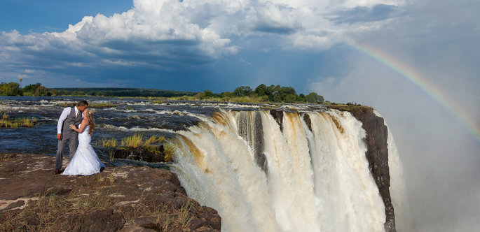 Foto: Victoria Falls | Victoria Falls Weddings