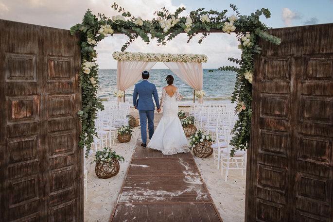Utopik Event Planning wedding planner Cancún