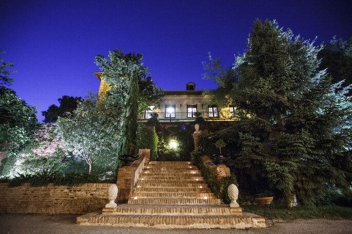 Lugares de celebración Madrid - Palacio de Aldovea
