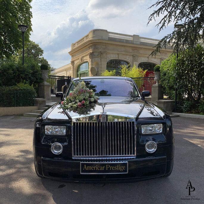 Americar Prestige - Location véhicule mariage - Paris
