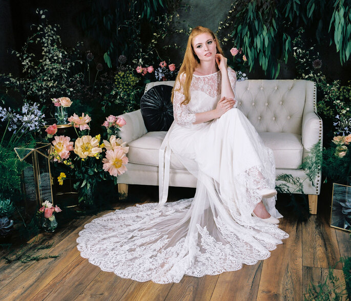 Kayleigh - Naomi Neoh 2017 Eden Collection