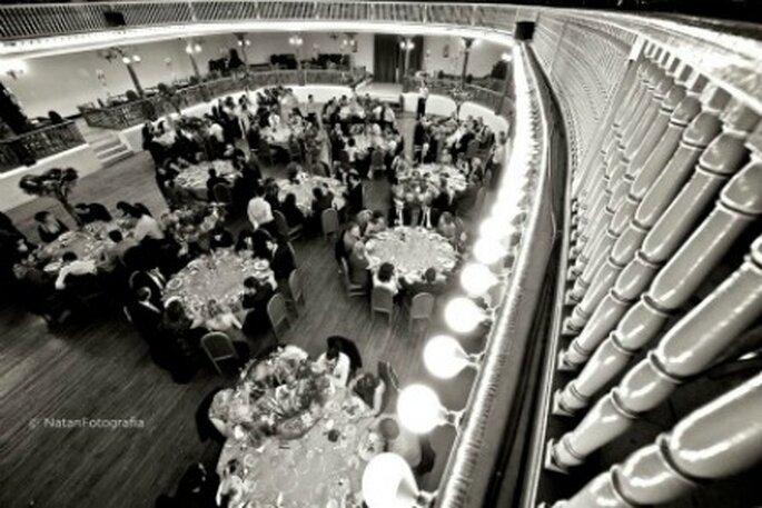 Celebra tu boda donde siempre has soñado - Foto: NatanFotografia