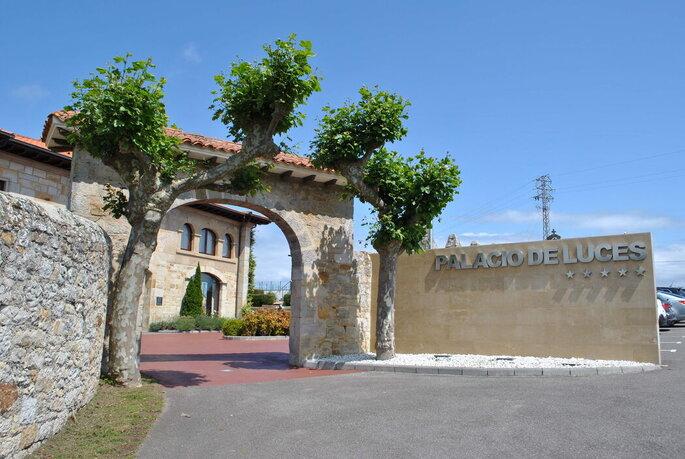 Hotel Palacio de Luces hotel bodas Asturias