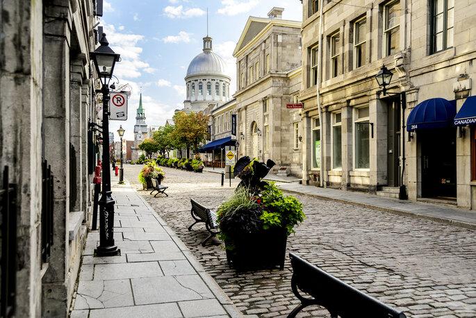 Luna de miel en Canadá (Montreal) - Shutterstock