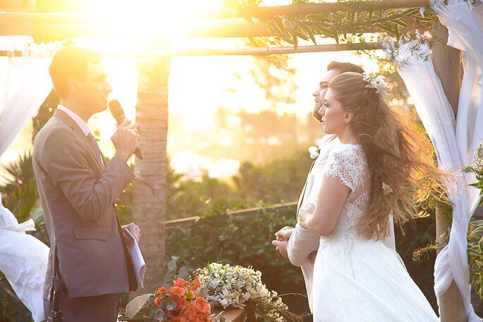 """""""Amo cada casamento que faço"""""""