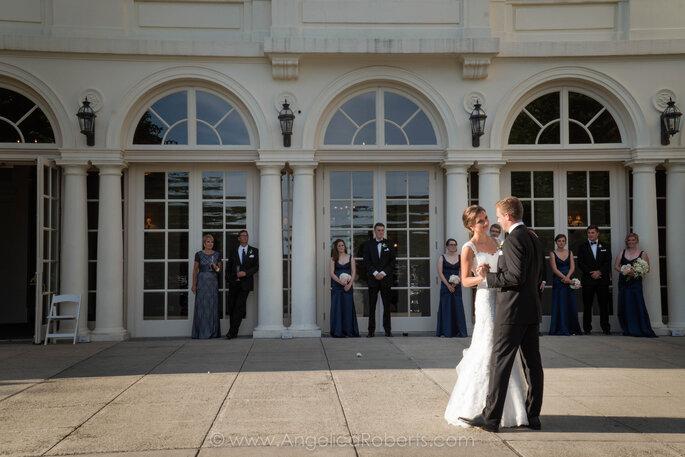 Lauren + Tom's Wedding, Image: Angelica Roberts Photography