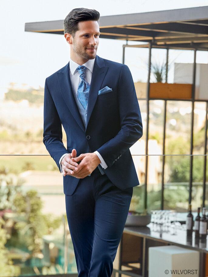 Wilvorst Anzug Foto: EMANIS Trend & Mass AG
