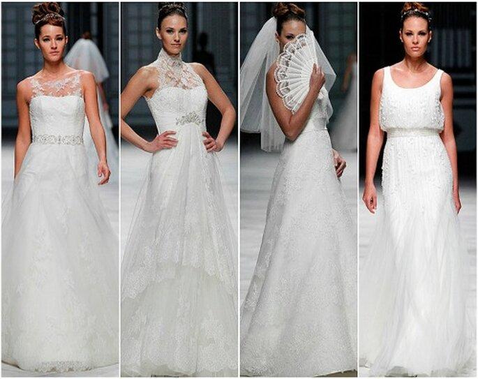 Vestidos de novia de La Sposa 2013. Foto: Ugo Cámara