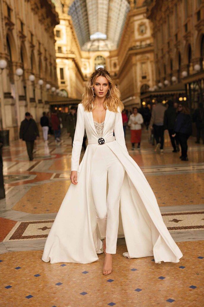 vestidos noiva manga comprida