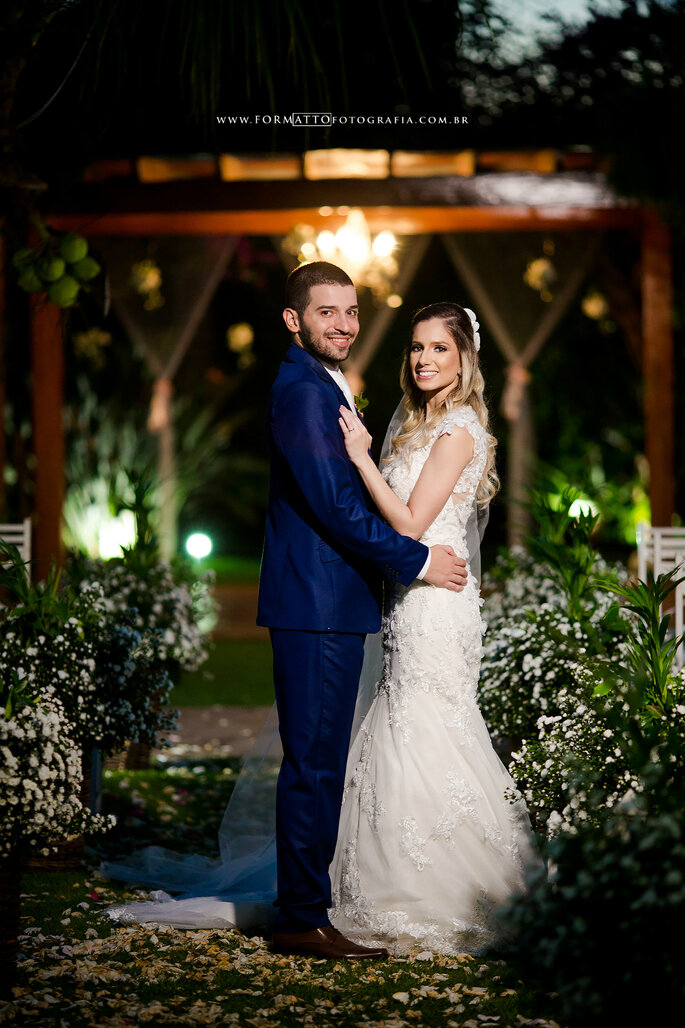 Casamento rústico