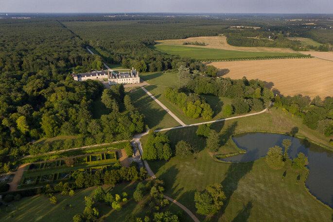 Château de Beauregard - Lieu de réception de mariage - Cher