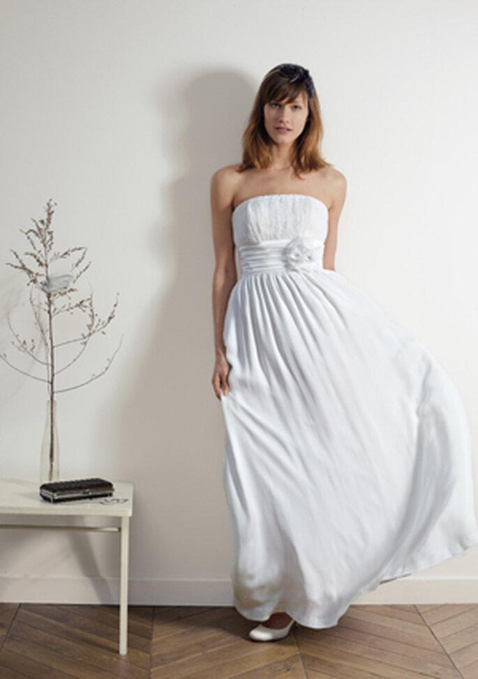 robe longue magasin 123 la mode des robes de france. Black Bedroom Furniture Sets. Home Design Ideas