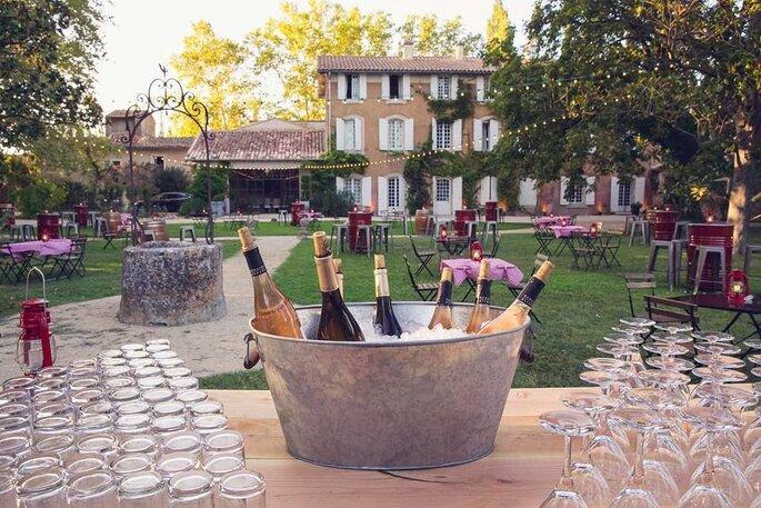 Domaine de Palerme - Lieu de Réception de Mariage - Vaucluse (84)