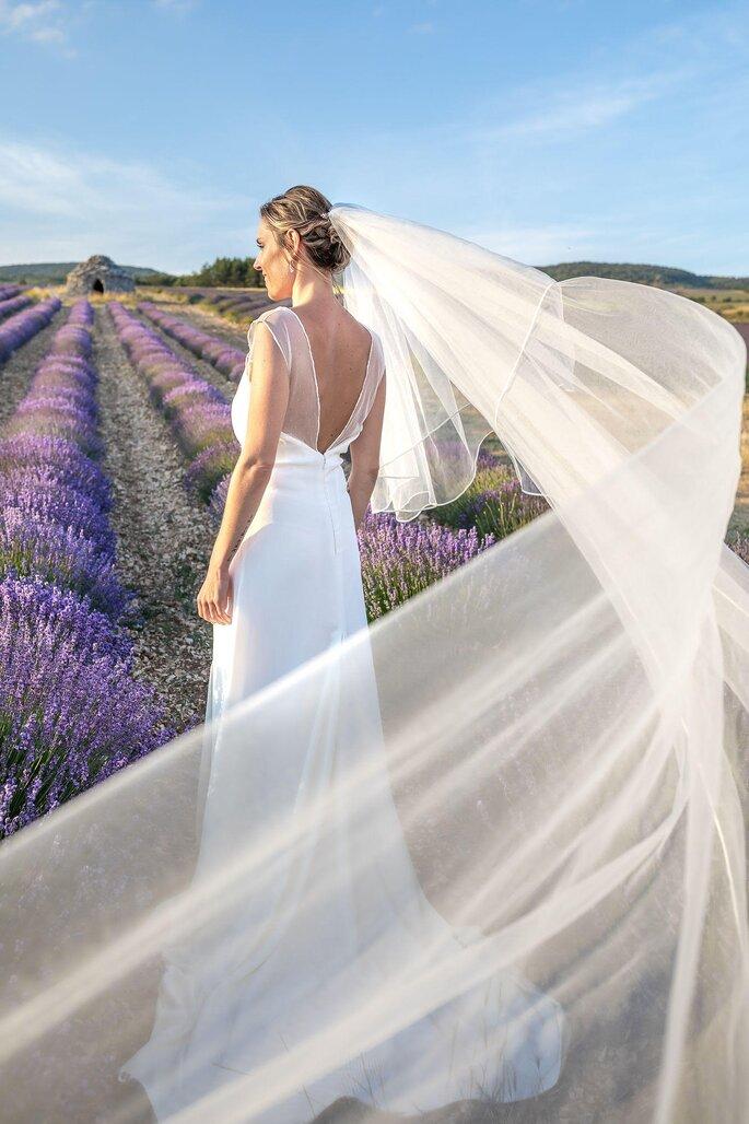 Nanyne - création de robe de mariée sur mesure - Paris