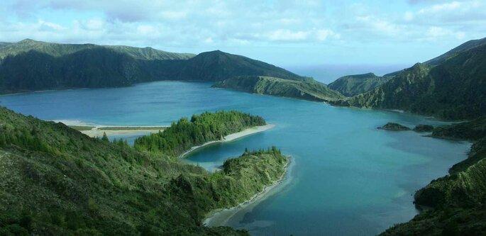 Lagoa do Fogo (Ribeira Grande, São Miguel, Açores)