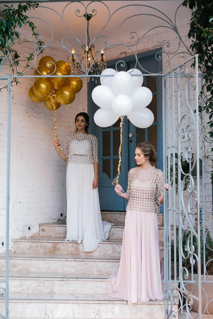 Vestidos de noiva vintage