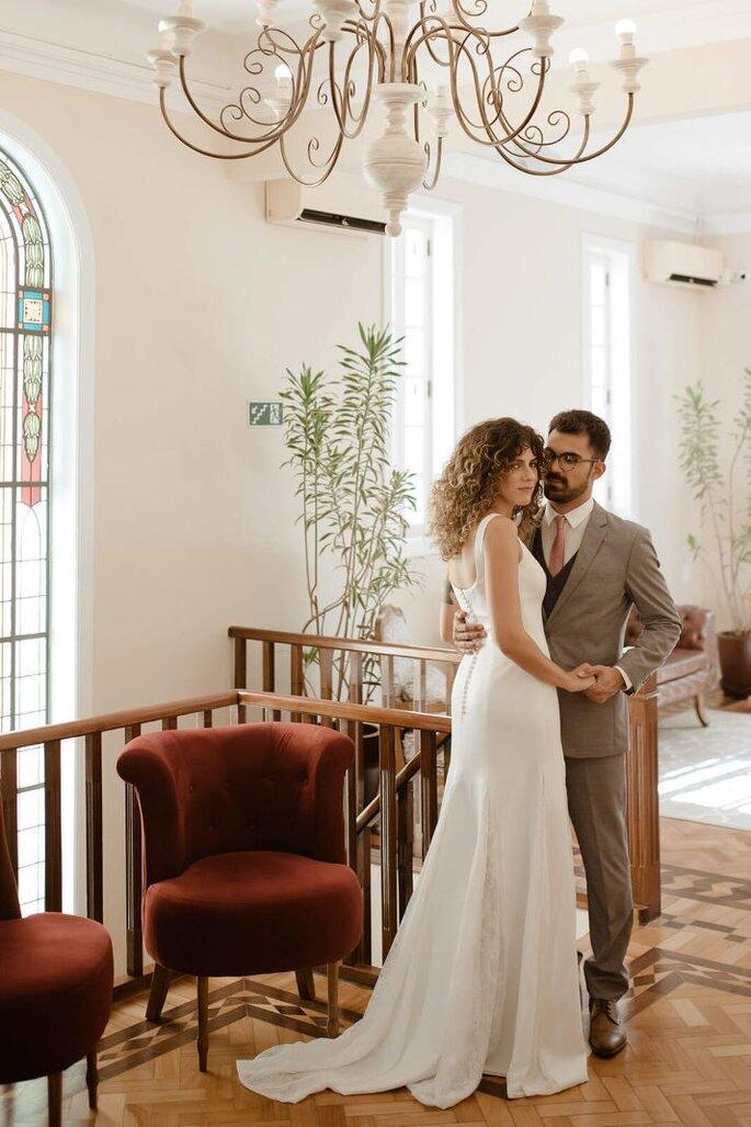espaço para casamentos intimistas