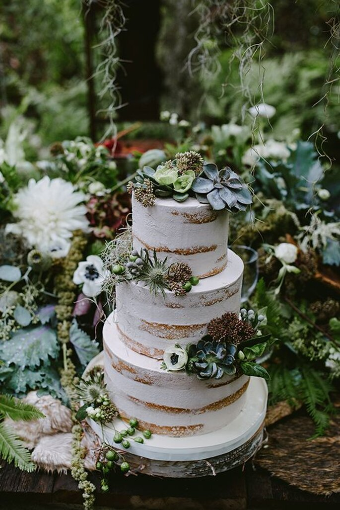 woodland wedding cake wedding planner london Label'Emotion