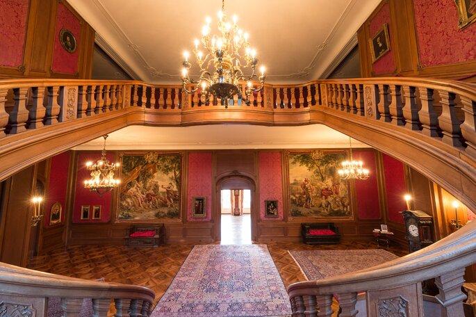 Villa St. Charles Hall