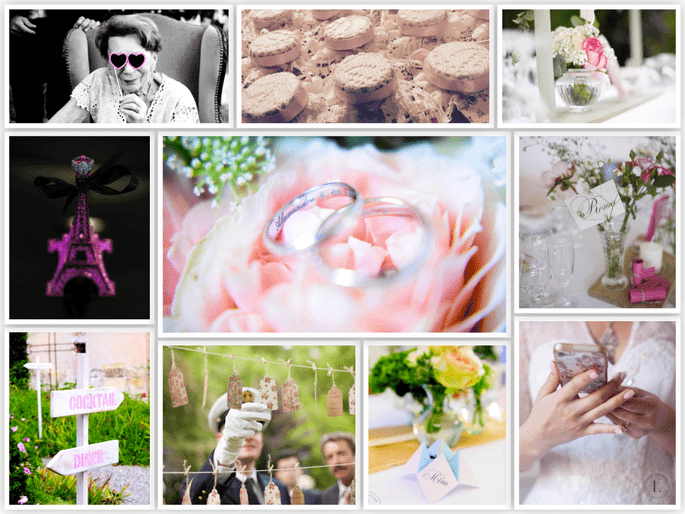 7- Your Pink Wedding with Label' Emotion Paris
