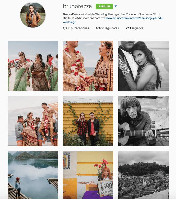 Bruno Rezza Instagram