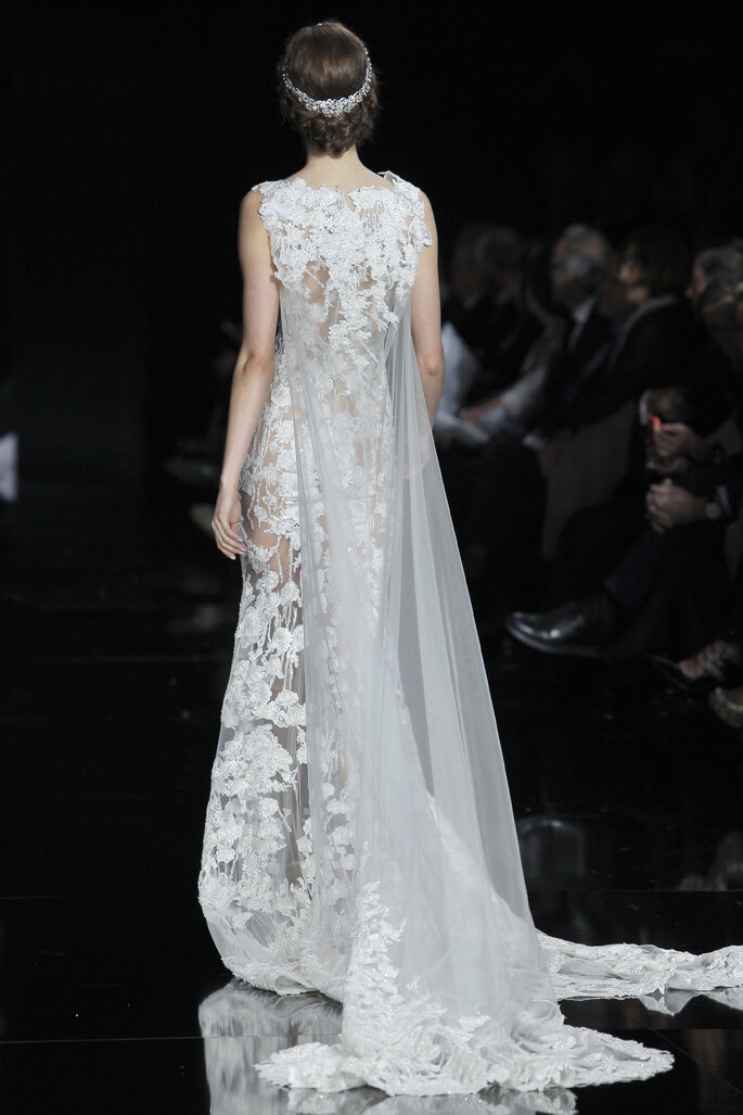 Foto: Pronovias en Barcelona Bridal Week