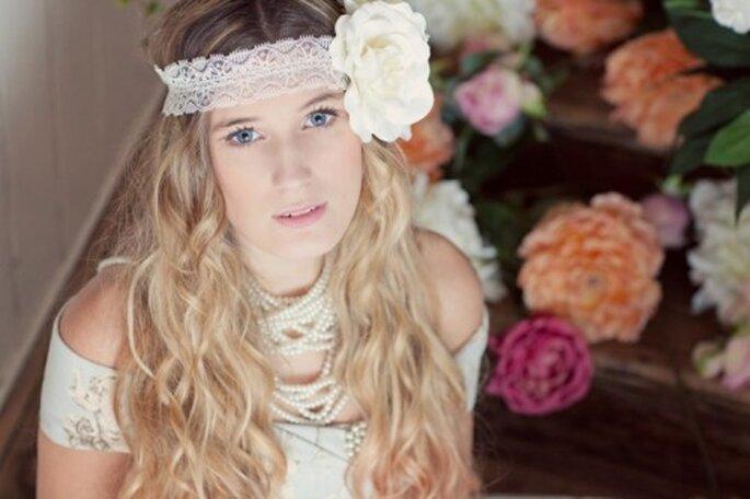 #MartesDeBodas: Todo sobre el estilo de una novia vintage - Foto Cotton Candy Weddings