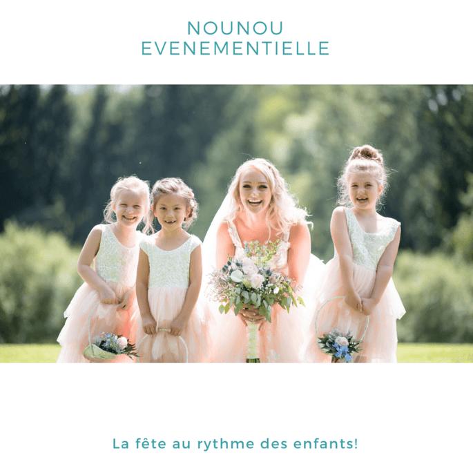 Prestance Events - Garde d'enfants pendant votre mariage - Dans la France entière