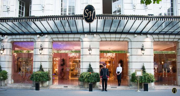 Salons Hoche - Lieu de réception - Paris