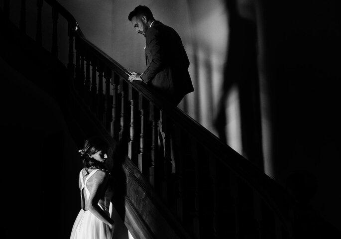 Fotografia: Nelson Marques + Andreia Torres Photography |Styling: GUIDA Design de Eventos ® | Vestido de noiva & Alta costura: Atelier Gio Rodrigues | Fato de noivo: Alfaiataria Lusa