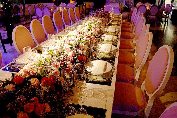 11 Once Eventos Decoración Floral