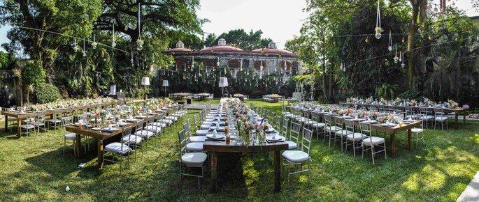Bufetes y Banquetes
