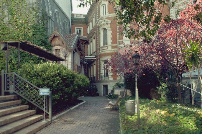 Photo: Palacio de Linares
