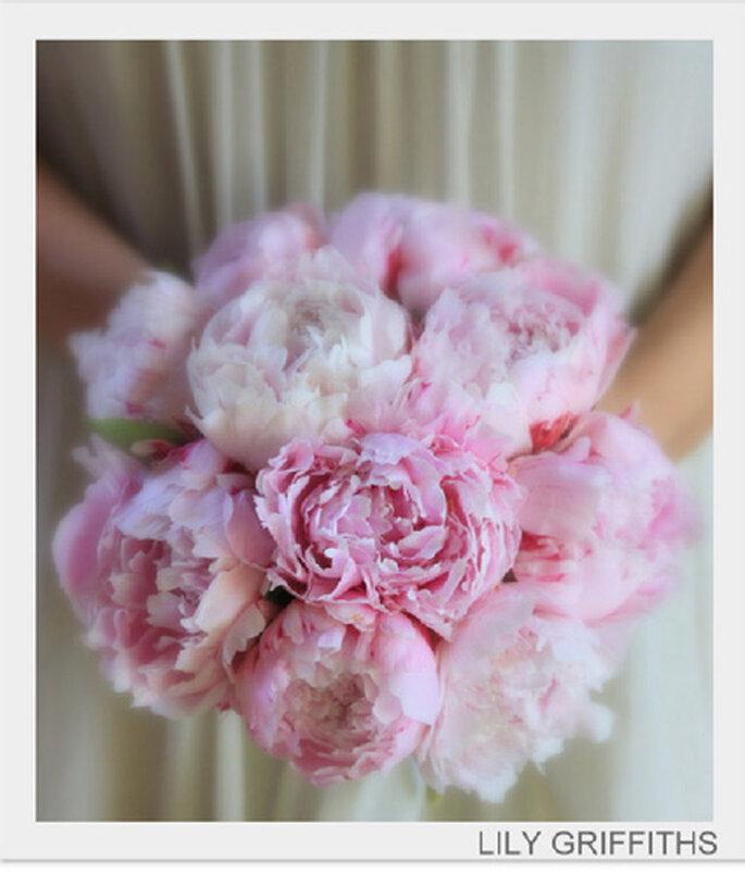 Coordonner votre bouquet de mariée à votre robe