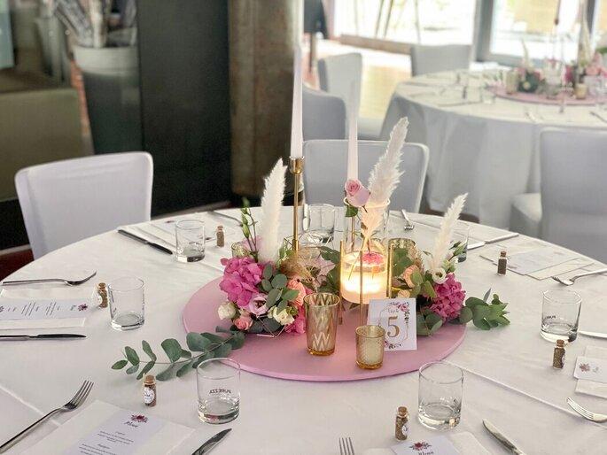 Hochzeitsdekoration von DEKO FACTORY