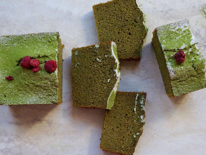 5 postres fáciles de hacer: Matcha Cake Noble