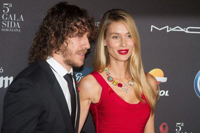 Carles Pyol y Vanesa Lorenzo. Foto: Cordon Press