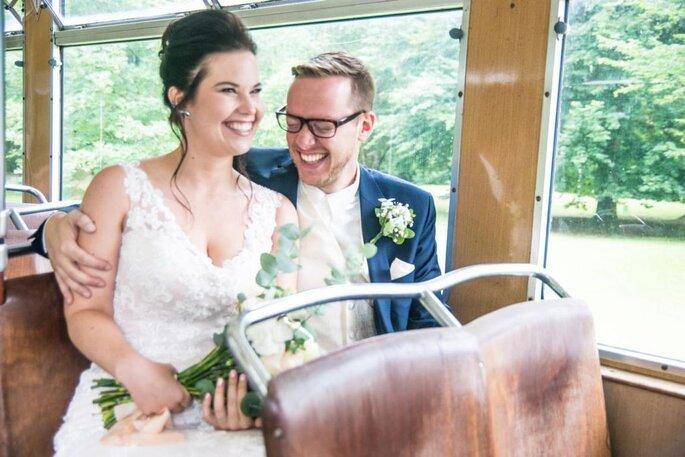 Hochzeitgefühl / Foto: Karsten Kowalk