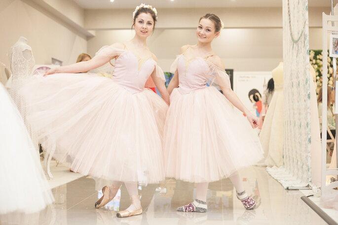 WFEST Фестиваль свадеб выступление балерины
