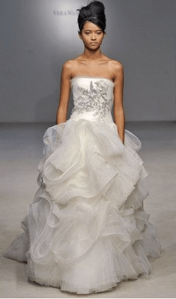 Collezione Vera Wang 2012 - Preview New York