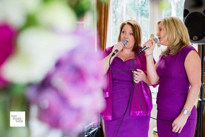 The Wedding Singers. Credits: Selijn Fotografie