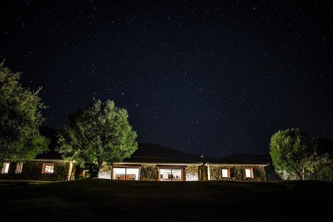 Villa Prussiana - Lieu de réception mariage - Corse