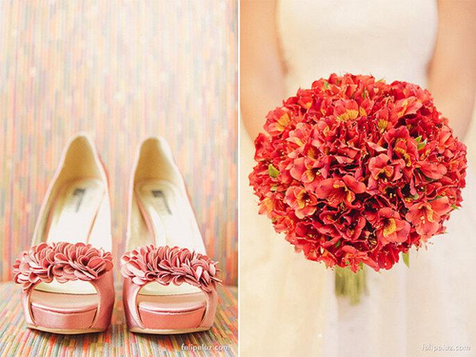 Brautschuhe - hohe oder flache Schuhe zum Brautkleid?