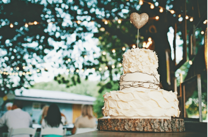 Décoration de mariage 2013. Photo Cami Parker pour Ruffled