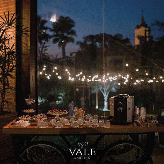 Espaço para casar ao ar livre no Rio de Janeiro