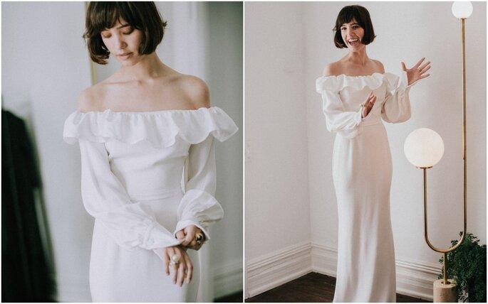 Lola Varma, robes de mariées exclusives au Printemps mariage