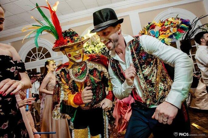 Compañía de Baile BM Hora Loca Barranquilla